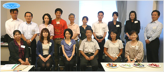 2011年8月28日(日)北九州小倉開催 MWT2級認定講座 レポート