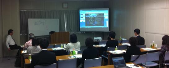 2011年11月13日(日)北海道 (札幌) 開催 MWT2級認定講座レポート
