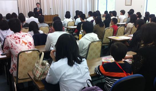 受験生のためのメンタルトレーニング講習会