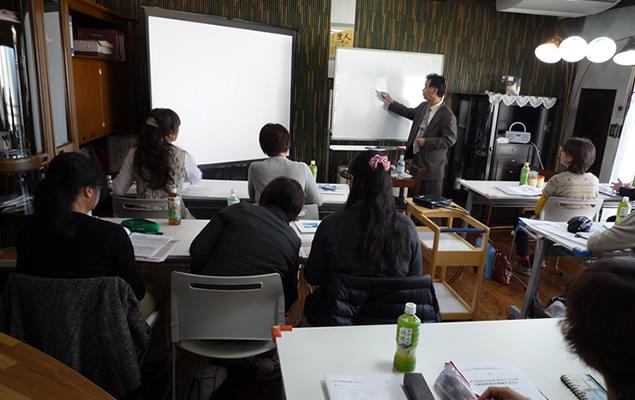 MWT指導者2級資格認定講座レポート