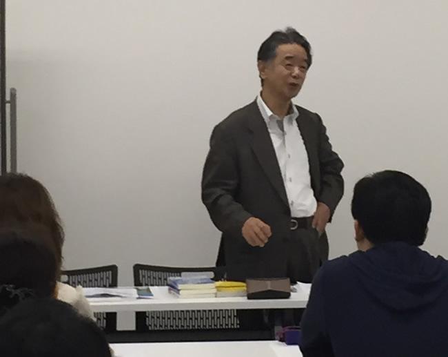 メンタルトレーニング講演会