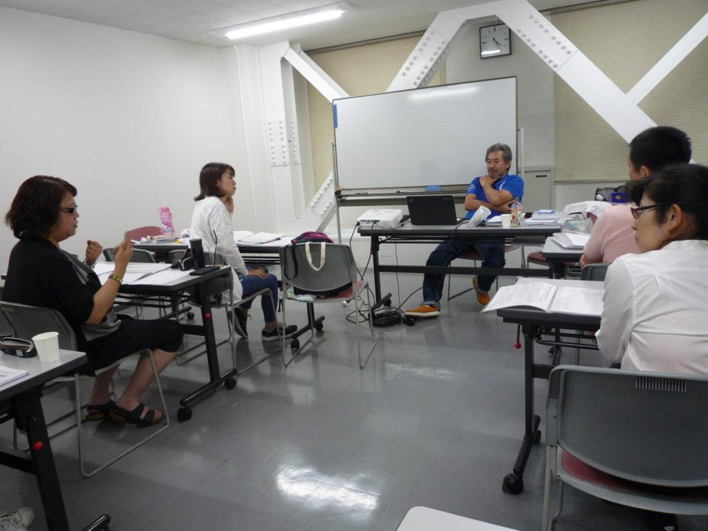 ビジョントレーニング インストラクター資格認定講座
